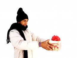 Giving great gifts...