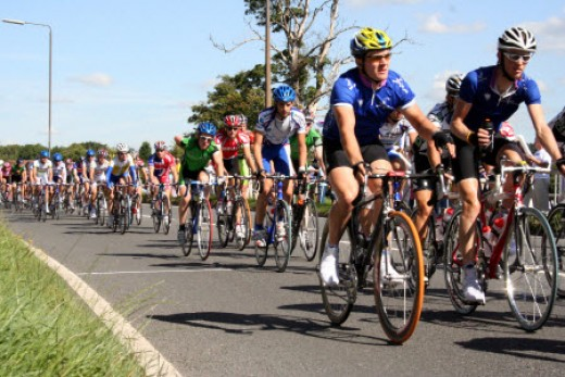 Bicycle tournaments held across Europe and America are the most professional and famous bicycle competitions as they are used to rank the players.