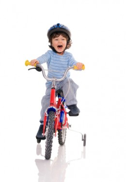 Bicycle is the first device which makes the kids feel like a grown up. Hence Childrens emotional bonding with bicycle is everlasting and special.