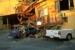 Northridge, CA 1994 magnitude 6.7 FEMA News Photo