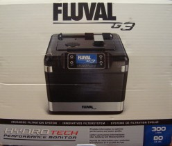 Installing the new Fluval-G Filter-Part 1 - Background
