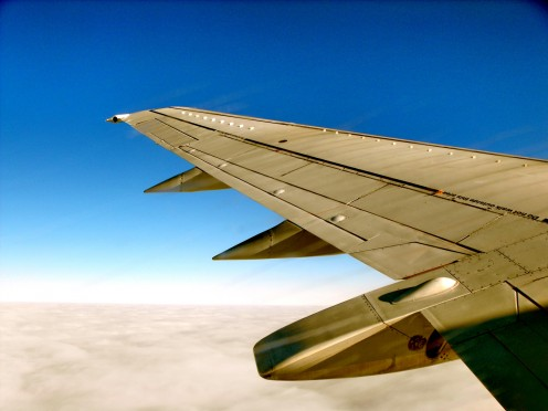 Wing Airbus A320, by Biso