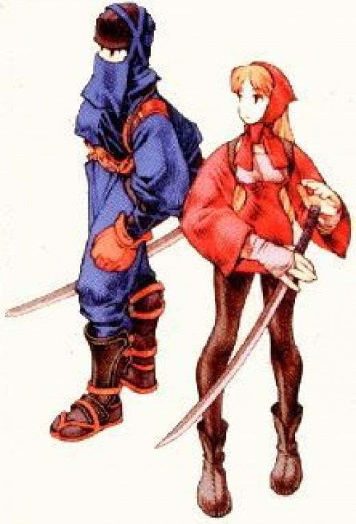 In Final Fantasy Tactics, Spies are the successors of Ninjas. They take the concept of stealth to a whole other level.