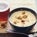 Delicious Cheesy Beer Soup