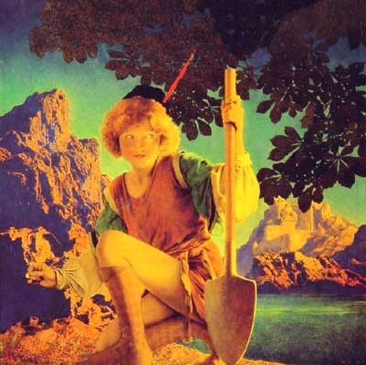 Maxfield Parrish (1923)