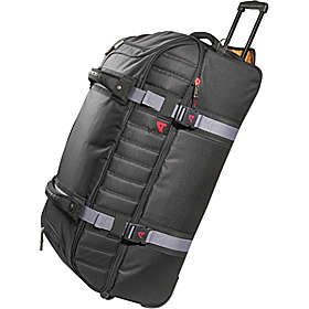 "Athalon Black #232 Wheeled 32"" Duffel        http://www.airlineinternational.net/at32whdodedu.html"