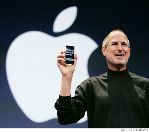 Steve Jobs....Creative