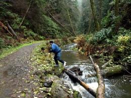 The River Man Escapes