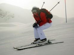 Winter Olympics 2010 Team USA: Women's Alpine Skiing