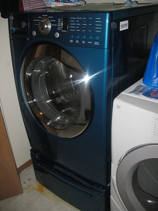 Whirlpool Front Load Washer Problems