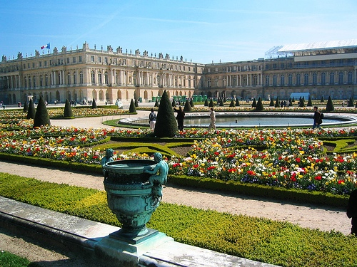 Every kings dream, Palace of Versailles was the residence of the French king