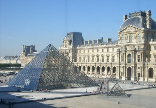 The Louvre - the most complete museum in the world