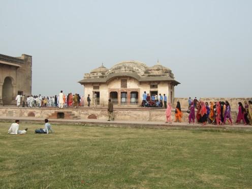 Seh Dara in Jahangir's Quadrangle