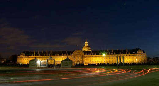 Les invalides Building