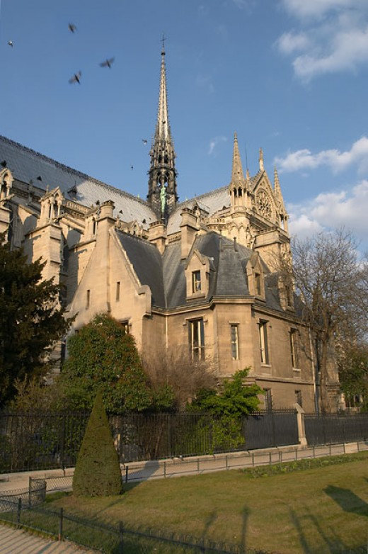 Square Jean, Paris