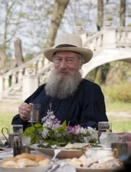 Christopher Plummer as Leo Tolstoy