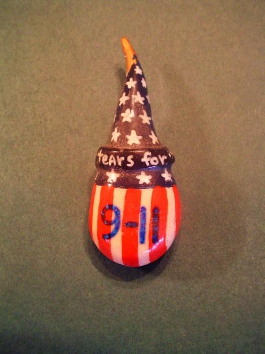 Tears for 9/11