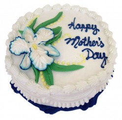 Bake a Cake for her on Mothers Day. Even if your cooking skills does not turn to be as excellent as hers, she would definitely appreciate it.