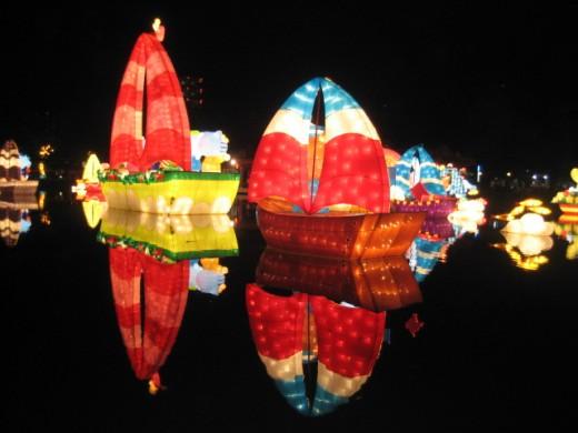Chinese Gardens (Sep-Oct Festival)