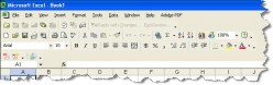 Excel 2002/2003 vs. 2007 Differences-Part 1 Toolbar Help