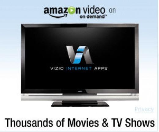 Amazon Video On Demand -- image credit: amazon.com
