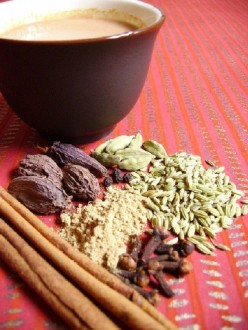 How to Make Indian Spiced Tea - Chai Recipe