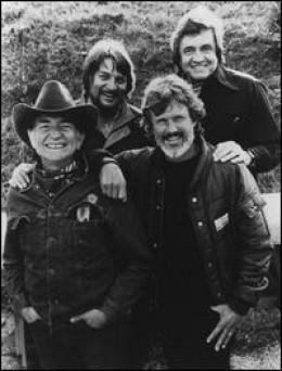 Waylon Jennings, Johnny Cash, Willie Nelson, Kris Kristofferson