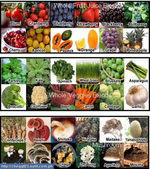 10 essential vitamins food sources