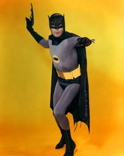 Top Ten Villains from the 1960's Batman Television Show