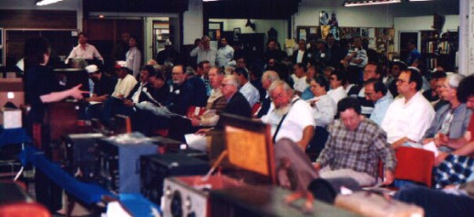 Crowded Auction