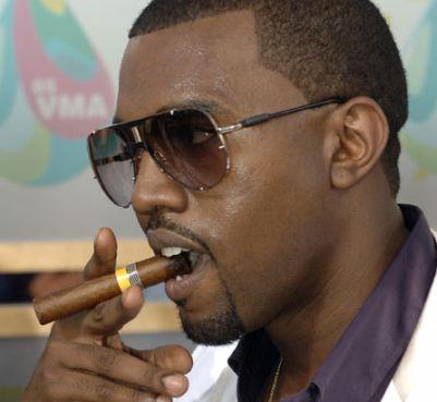 Kanye - Makes manatees look intelligent