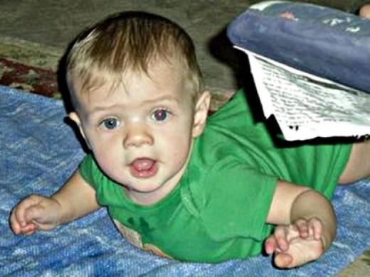 Gabriel Johnson Missing Since: December 27, 2009