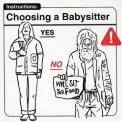 How to Identify a Bad Baby Sitter
