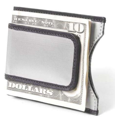 Stewart/Stand Money Clip Stainless Steel Wallet                      http://www.airlineinternational.net/stststmamocl.html