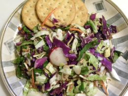 Cabage salad photo