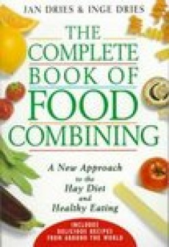 you want to know more about food combining, this book is great place to start, it is full of recipes so you can plan your menus.