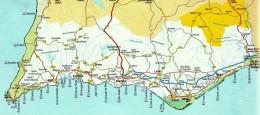 Algarves 200km Coastline