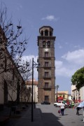 La Laguna is the Canary Islands university city of Tenerife north