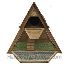 A neat Hen Coop Design