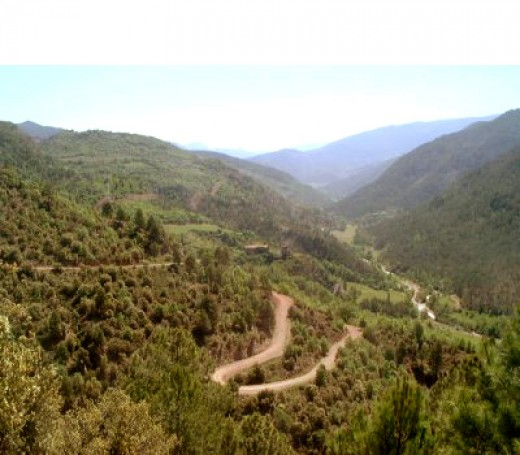 Our Hairpin Bend