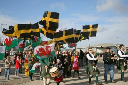 St. David's Parade