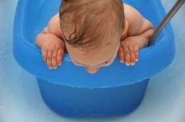 Mmmm... natural baby shampoo?