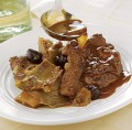 Traditional Welsh Food: Braised Lamb Chops Recipe