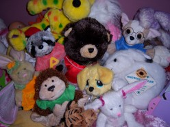Storage for Webkinz and Stuffed Animals