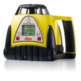 The Leica Rugby 280DG Rotary Laser Level
