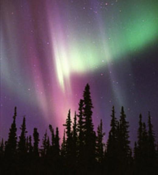 Northern Lights - photo credit: borealis2000.com