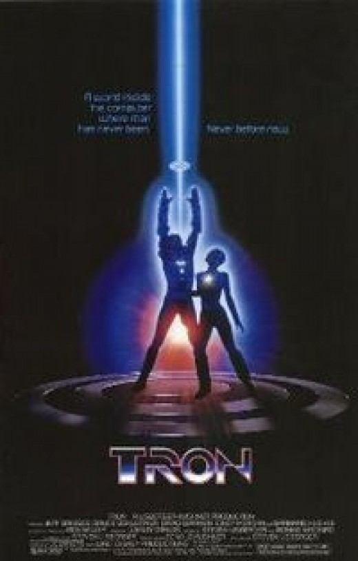 TRON us an iconic 80s Disney Film!