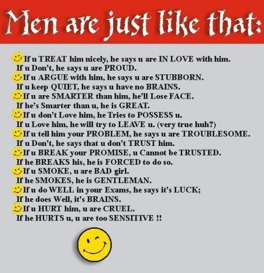 Men Are Better Than Women - TV Tropes