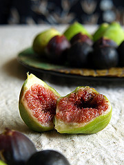 Figs one of the best for lowering Cholesterol