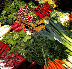 More Colorful Vegetables.........All photos courtesy Flickr.